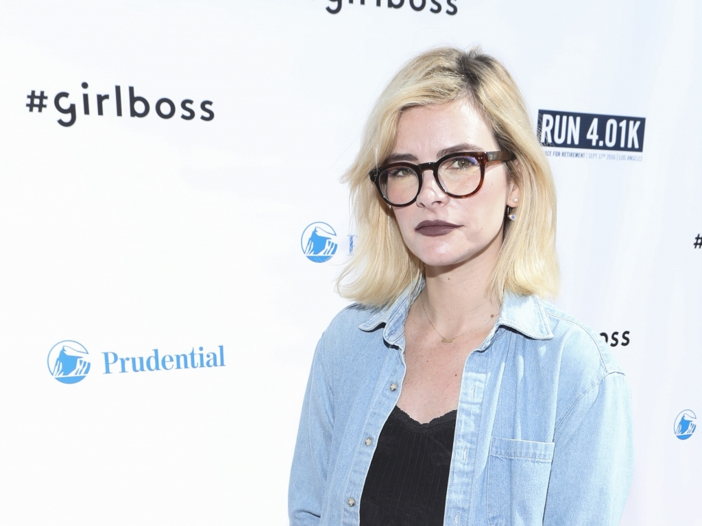 Author Kelly Oxford attends a brunch in Hollywood in September. Oxford invited women to share stories of assault on Twitter she says she received more than 1 million responses