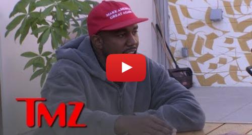 Youtube post by TMZ: Kanye West Clarifies 'Abolish' 13th Amendment Remark