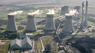 West Burton power plant