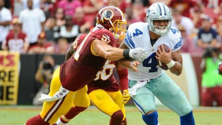 Troy Aikman: 'I really believe [the Cowboys] have something' with QB Dak Prescott
