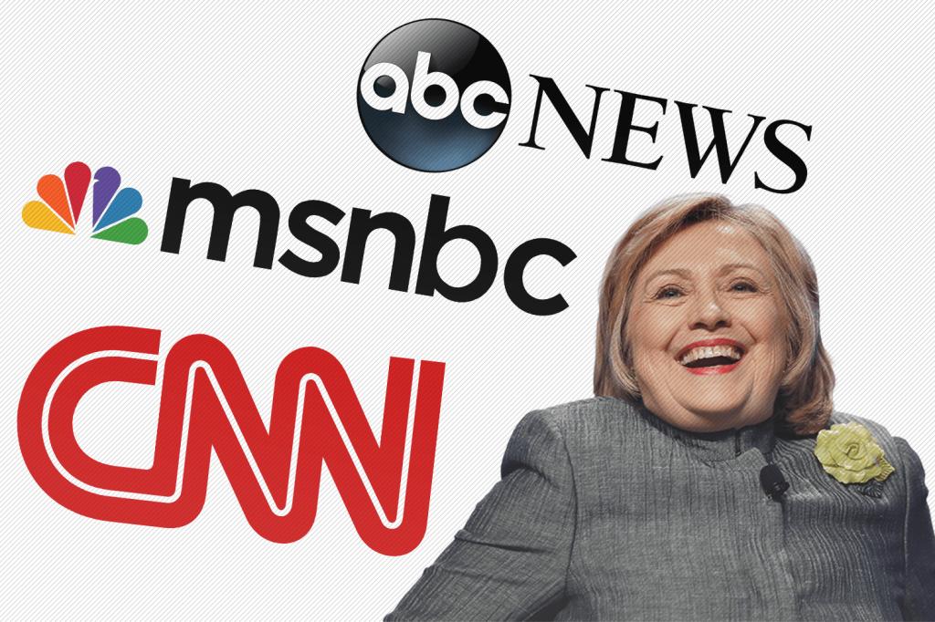 Clinton FBI Files Show The New York Times Got Schlonged MDA