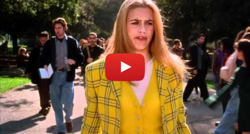 Twitter post by @MarqRobinson: Omg can you believe these idiots are remaking Clueless, @TracyYOliver?