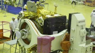 Lander of Chandrayaan-2