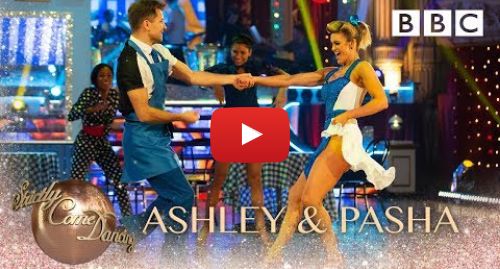 Twitter post by @Jaynesharp: After professional dancer, Ashley Roberts, nails yet another performance on Strictly Come Dancing, Marco Pierre White considers taking part in Celebrity Masterchef.