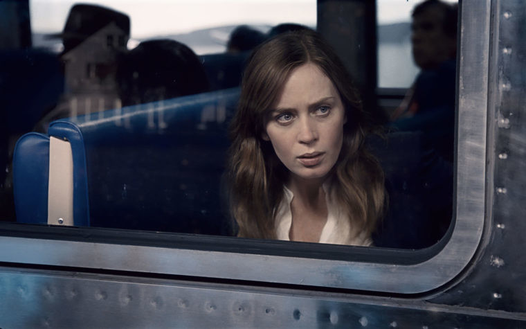 Emily Blunt stars in the movie version of bestselling novel 'The Girl on the Train#039