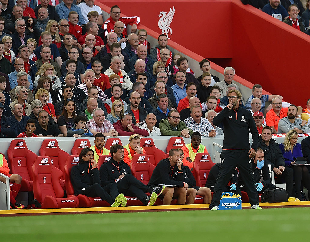 Klopp pleads with Liverpool fans to stop singing his name at matches