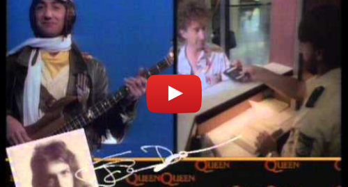 Youtube post by BRITs: Queen win Outstanding Contribution Award presented by Terry Ellis | BRIT Awards 1990