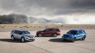Ford Explorer SUVs