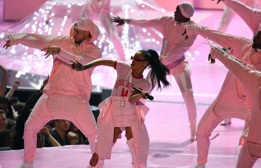 MTV VMAs to feature Kanye West, Rihanna, Britney Spears