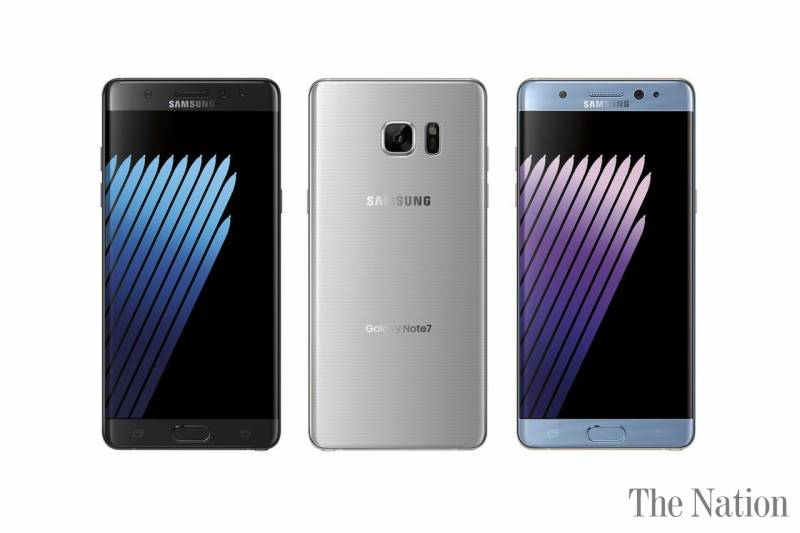 PIA issues safety advisory for Samsung Galaxy Note 7