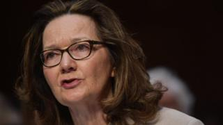 Gina Haspel (May 2018 picture)