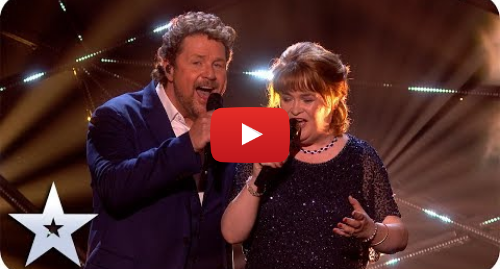 Youtube post by Britain's Got Talent: Colin Thackery melts our heart with 'Love Changes Everything'   The Final   BGT 2019