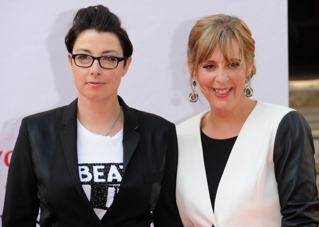 492011171-sue-perkins-and-mel-giedroyc-attend-the-arqiva-british
