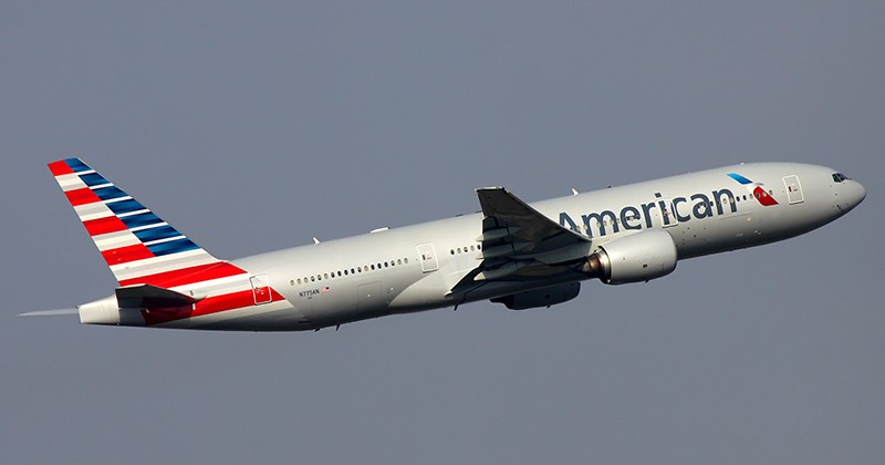 American Airlines opens lawsuit against in-flight internet provider Gogo